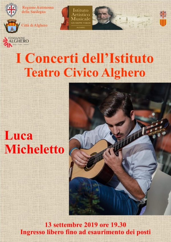 Teatro civico Alghero